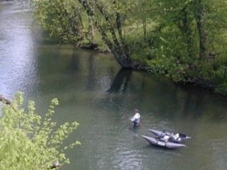 Hot Spots: Creek Fishing in Portage, Indiana