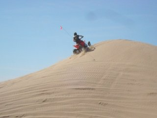 Where to Ride Dunes