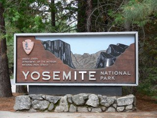 The Trails of Yosemite National Park
