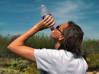 Staying Hydrated in Extreme Heat