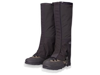 Gear Up: Outdoor Research Crocodile Gaiters
