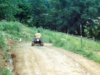 How to Survive an ATV Mishap