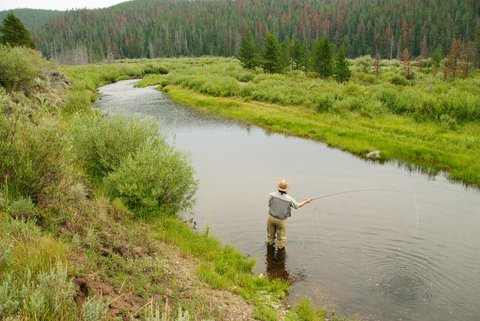 5 Most Iconic Spring Fishing Spots in the West