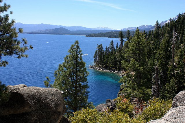 Hiking Guide: 4 Great Trails at Lake Tahoe