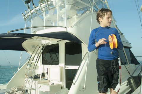6-Year-Old Boy Wins $20,000 Fishing Contest