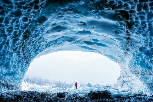 Hikers in Big Four Ice Cave Collapse Ignored Warnings