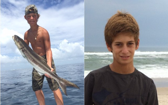 Search For Missing Teen Fishermen Extends North