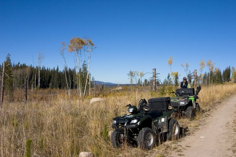 Could Your ATV Be Harming Your Hunt?