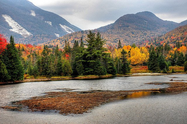 Five Hikes for Viewing Fall Foliage
