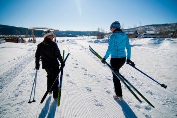 Explore Steamboat's Ski Country at the Vista Verde Guest Ranch