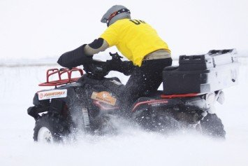 Winter Tire Solutions for Your ATV