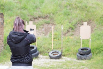 Shooting Sports See Record Growth, More Women