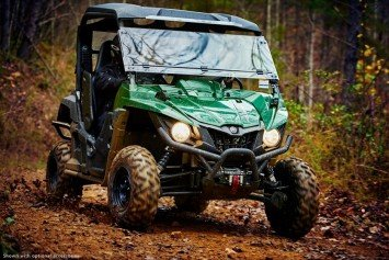 VIDEO: Yamaha Wolverine R-Spec: Getting Hunters to the Game