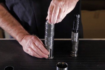 New Baffle-Less Suppressors Dramatically Reduce Recoil