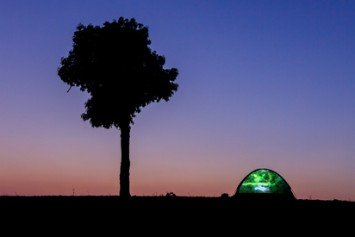 Overcoming the Fear of Solo Camping