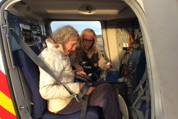 This 72-Year-Old Woman Just Survived 9 Days in the Arizona Desert