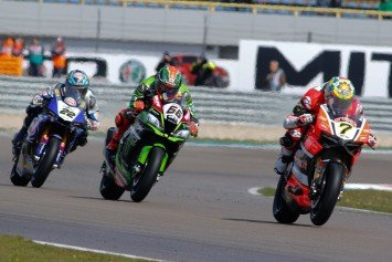 Superbike World Championships are Rolling