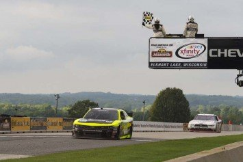 Road America in Wisconsin is National Park of Speed