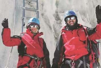 Indian Couple Accused of Faking Everest Climb