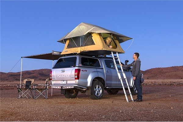 4 Roof Top Tents for Summer Camping