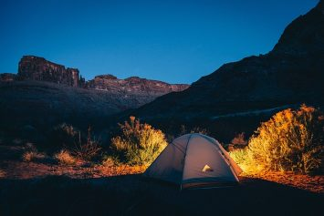 5 Reasons You Shouldn't Limit Camping to Just the Summer