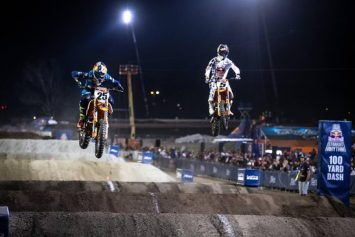 Electric Dirt Bike Competes in First Motocross