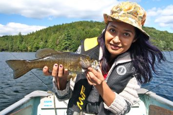 3 Tips for Using Swimbaits on Cold Weather Smallmouth Bass