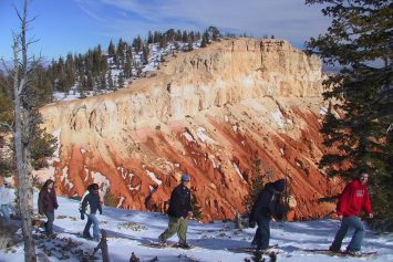 5 Must-See Winter Hiking Destinations in the U.S.