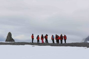 All Women Expedition Embarks on Antarctic Voyage