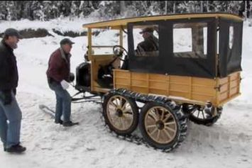 Why the Model T Was Possibly the Purest Workhorse