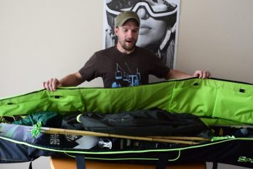 How to Pack a Ski Bag in 4 Steps