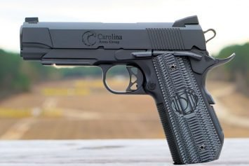 Carolina Arms Group Announces Privateer Carry Commander 1911 Pistol