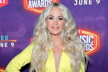 Carrie Underwood Is Gone Fishing